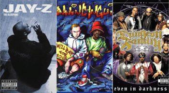 10 albums Rap US qui fêtent leurs 20 ans en 2021