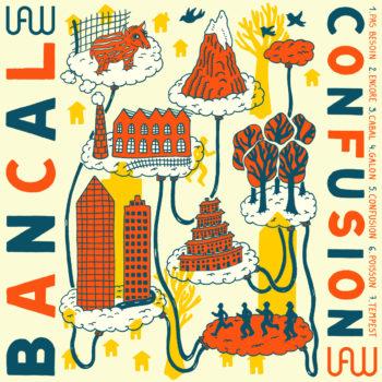 [Premiere - Footwork] Bancal est venu se caler sur Le French Work pour un album délicat