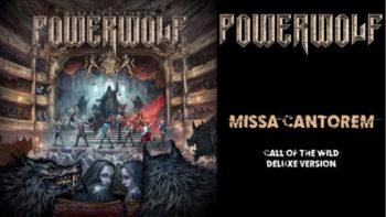 [CHRONIQUE] Powerwolf - Call Of The Wild
