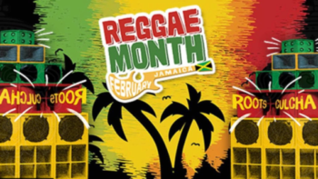 Reggae Month Jamaica – February 26, In the studio with Ernie Smith, Great Festivals Ah Yaad and Dancehall Films Online.