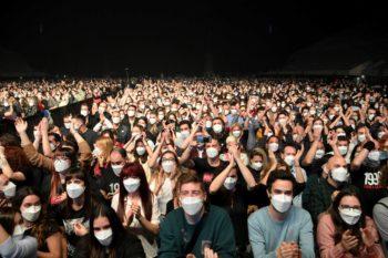 Concerts-tests: un syndicat du spectacle interpelle Macron dans une lettre ouverte