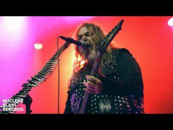 """Nouveau clip de Disturbed pour """"Hold On To Memories""""."""