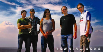 [ACTU] Yawning Sons : Nouvel album Sky Island