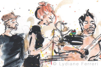 Crest Jazz Festival 21 en dessins