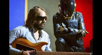 """Daft Punk vus parSébastien Tellier : """"Peu d'artistes actuels m'excitent autant"""""""