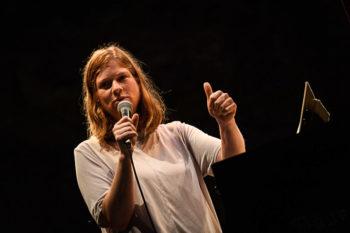 Maya Dunietz joue Emahoy Guébrou à Lyon