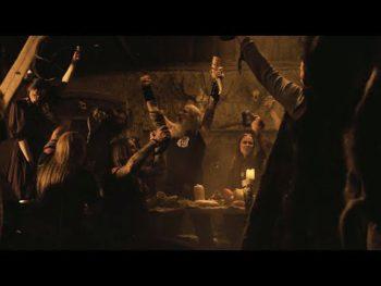 Le supergroupe Death MetalBerzerker Legion(avec des membres d'Asphyx, Dark Funeral, Vader et...