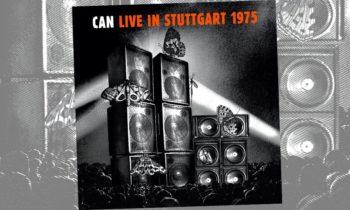 CAN annonce un nouvel album live capté à Stuttgart en 1975