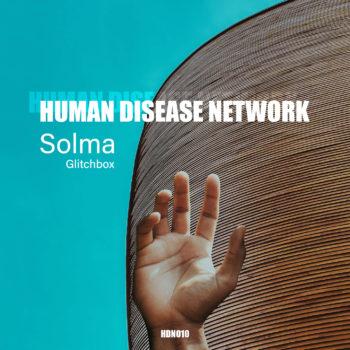 [Premiere - UK Techno] Un extrait de la prochaine sortie Human Disease Records, signée Solma