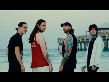 In Flames n'en a pas fini avec les vidéos puisque le groupe a posté un premier webisode...